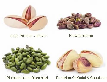 geschlossene pistazien giftig